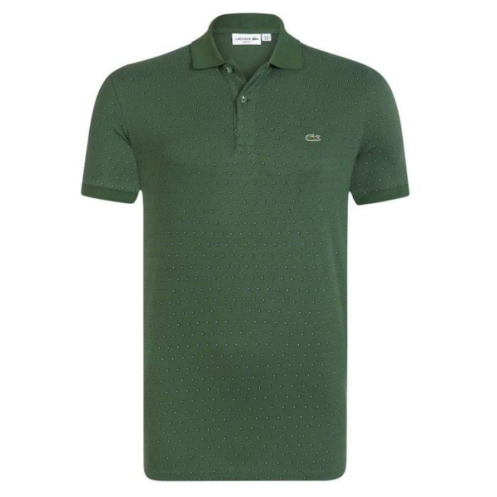 Polos respirants à manches courtes verts homme 90IY2WAn8s