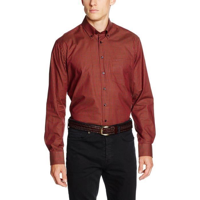 Seidensticker Bd Patch Leisure Shirt 231653d778fb
