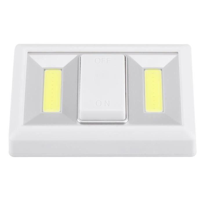 Noyau Interrupteur De Gl Cuisine Armoire Murale Sans Piles Pour Magnétique Lampe Mini Veilleuse Cob À OXZ8wN0nPk