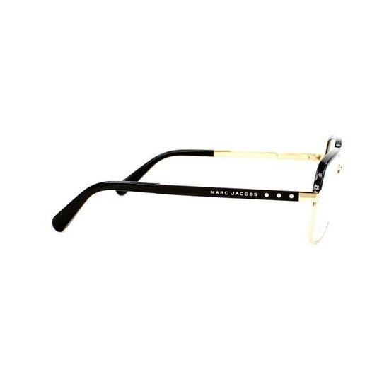 3ed1d3e7f27e2 Lunettes de vue Marc Jacobs MJ 632 -LOV Or - Noir - Achat   Vente lunettes  de vue Lunettes de vue Marc Jacob... Homme Adulte - Cdiscoun