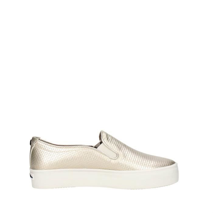 U.s. Polo Assn Slip-on Chaussures Femme Or, 41