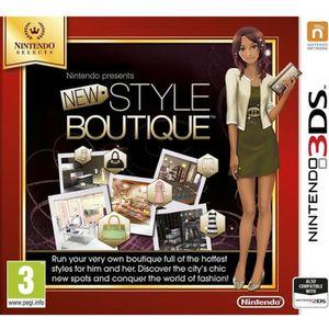 JEU 3DS La Nouvelle Maison du Style Select Jeu 3DS