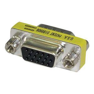 LINDY Changeur de genre HD 15 M/F