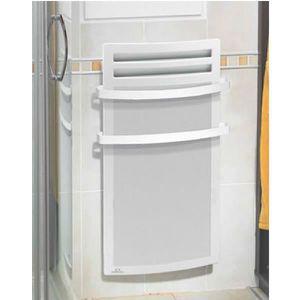 Radiateur rayonnant salle de bain achat vente pas cher - Puissance seche serviette salle de bain ...