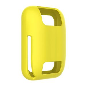 Câble - connectique GPS étui de protection de cas de silicone pour garmin