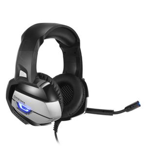 CASQUE AVEC MICROPHONE Meilleur Gaming Headset Gamer Gaming Casque pour o