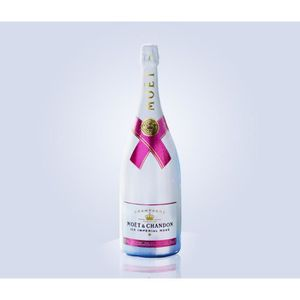 CHAMPAGNE Lot de 6 Champagnes Moët & Chandon Ice Impérial Ro