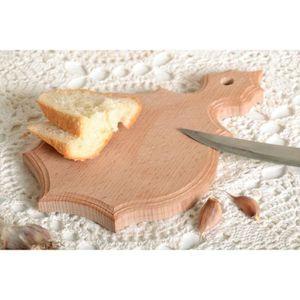 PLANCHE A DÉCOUPER Planche à découper en bois originale faite main. -