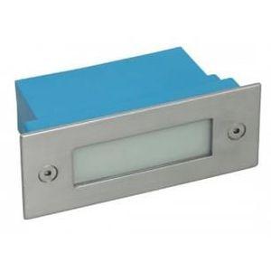 APPLIQUE  Applique LED exterieur encastrable rectangulaire -