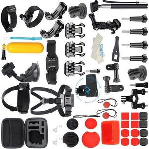 PACK CAMERA SPORT Pour GoPro Accessoires Hero7 - 6-5-4-3 Bundle Kit