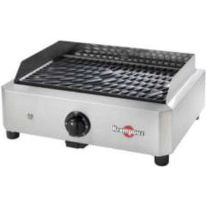 BARBECUE BARBECUE MYTHIC ELECTRIQUE PLAQUE FONTE EMAILLEE 4