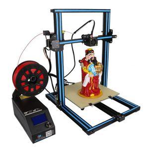 IMPRIMANTE 3D Creality CR-10S Amélioré 3D Imprimante  V-Slot DIY