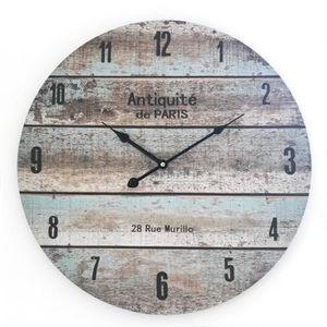 HORLOGE - PENDULE Mobili Rebecca® Horloge Décorative Horloge Murale