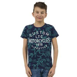 T-SHIRT tee shirts manches courtes Le Temps Des Cerises ma