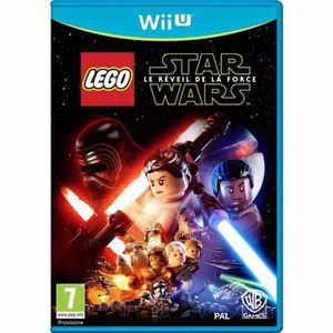 JEU WII U WII U  LEGO STARS WARS