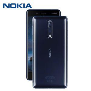 SMARTPHONE Nokia 8 Smartphone 6 Go Rom 128 GO RAM Bleu