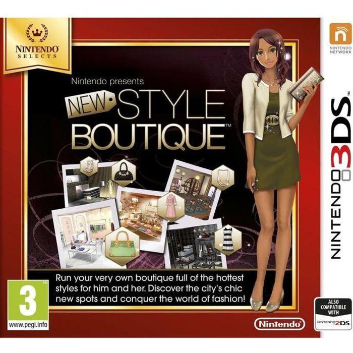 La Nouvelle Maison du Style Select Jeu 3DS