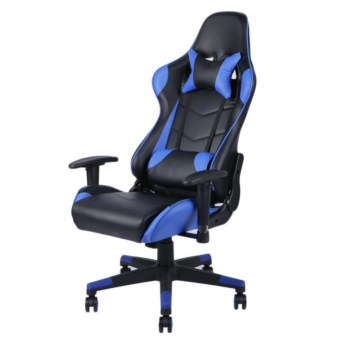 De Racing Fauteuil Gaming Gamer Chaise Racer Bureau Chair Style W2DYHeE9I