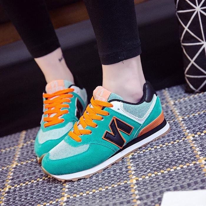 Basket Chaussures de sport pour femme chaussures décontractées hO9m4z
