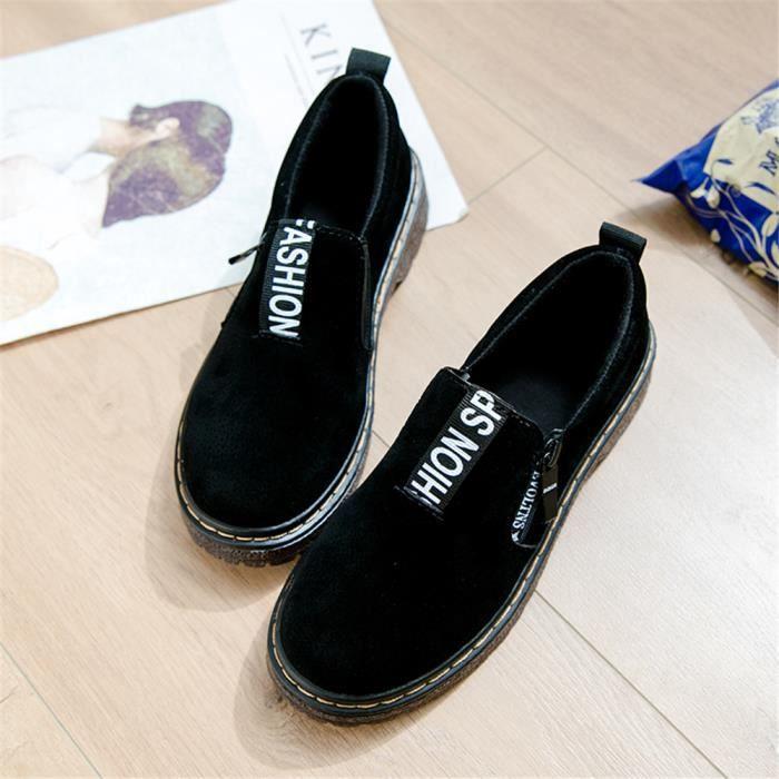 Noir Durable 40 Haut Hhx Femme Nouvelle 35 Respirant Mode Mocassin Qualit Chaussures vert Super q8Rxwp74