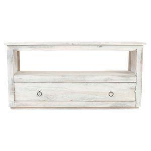 meuble tv vintage achat vente meuble tv vintage pas cher cdiscount. Black Bedroom Furniture Sets. Home Design Ideas