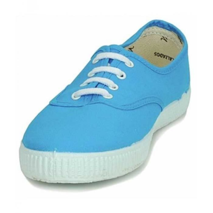 Victoria 06613 Turquoise Chaussures Basse Homme Pointure 44...vch39 AC3wu97k6s
