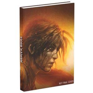 GUIDE JEUX VIDÉO Guide de jeu Shadow of the Tomb Raider - Edition C