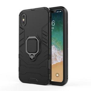 coque iphone x avec bague integre