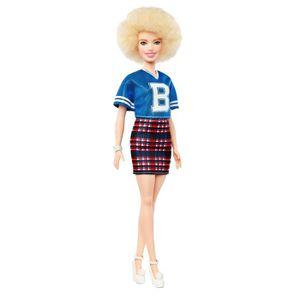 POUPÉE Barbie Fashionistas poupée mannequin #91 blonde pl