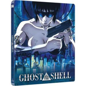 BLU-RAY FILM Ghost in the Shell - Film 1995 + 2.0 - Edition Col