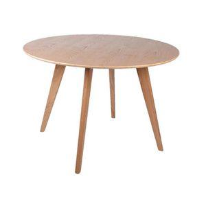 table ronde 110 cm achat vente table ronde 110 cm pas cher cdiscount. Black Bedroom Furniture Sets. Home Design Ideas