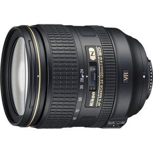OBJECTIF NIKON AF-S NIKKOR 24-120mm f/G4 ED VR Objectif pou