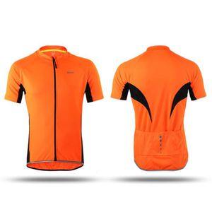 VESTE DE CYCLISTE chemise pour homme manches courtes cyclisme Maillo