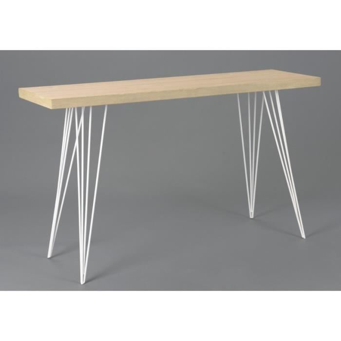 Console scandinave playroom amadeus achat vente console console scandinav - Console style scandinave ...