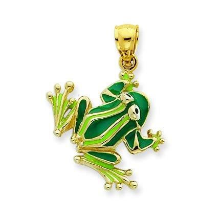 Pendentif 14 ct Or 585/1000 frosch