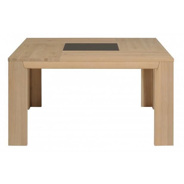 Table a manger carree 140x140 achat vente table a - Table carree 140x140 avec rallonges ...