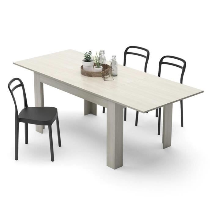 Extensible Perle140 90 Italy CmMélaminéMade Mobilifiver X Table In CuisineEasyOrme 77 xedCBo