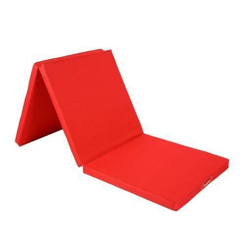 Tapis de yoga pliable coussin pais 180 60 5cm imperm able - Tapis de gym pas cher ...