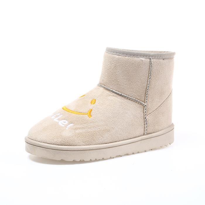 Bottes Homme Bottes mode Bottes hiver Bottes populaire Bottes étanches Chaussures montantes Chaussures confortablesBottes ZmaekGpE2t