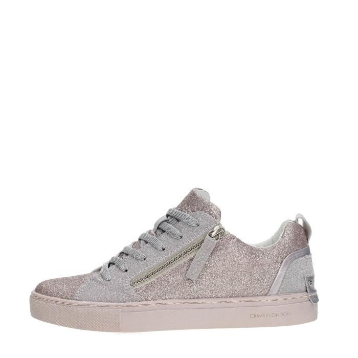 Crime Sneakers Femme PINK, 36