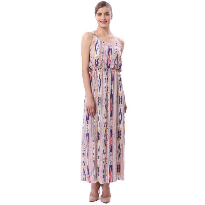54e7b5e6b Vero Moda Multicolore Robe Femmes Occasionnels HC6AL Taille-32