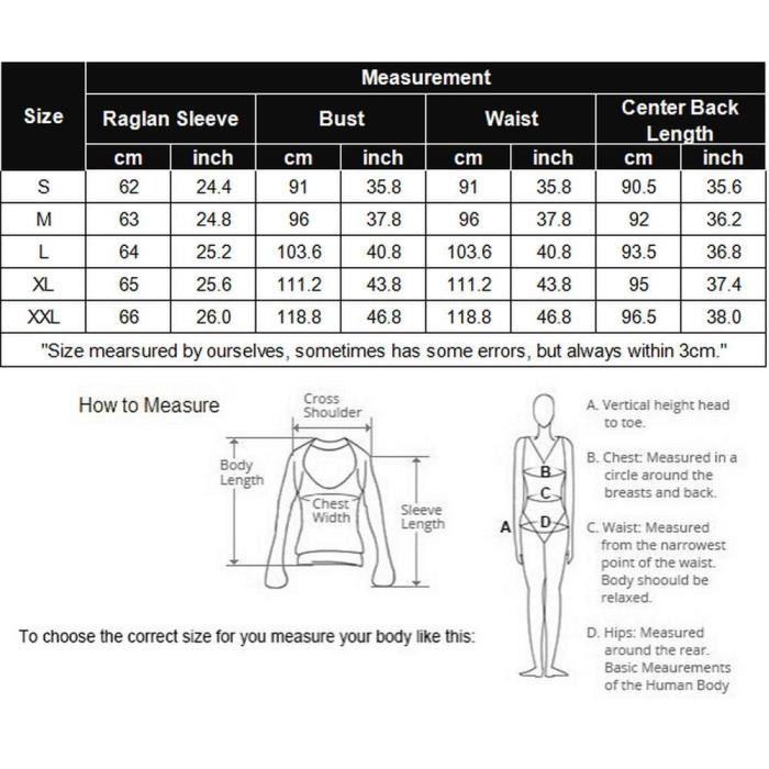 Robe A ligne décontractée à manches longues pour femmes