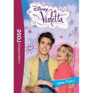 Livre 6-9 ANS Violetta Tome 25