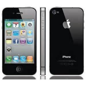 SMARTPHONE APPLE IPHONE 4S 32G NOIR