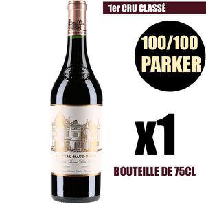 VIN ROUGE X1 Château Haut-Brion 2015 75 cl AOC Pessac-Léogna