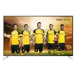 Téléviseur LED TV CHiQ UHD65E6200 UHD 4K SMART 65'' Netflix, YouT