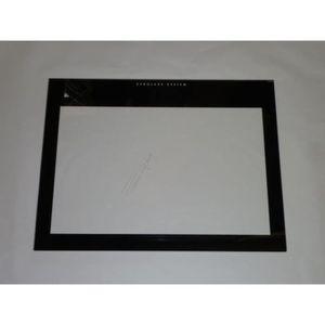 PIÈCE APPAREIL CUISSON Vitre imprimée dimension interieure 504 x 392 pour