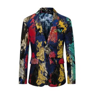 COSTUME - TAILLEUR Hommes Costume Mode Jacket Chic Smoking Décontract ... 11bd2fc33b0