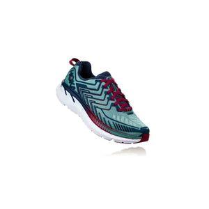 best sneakers de6b8 be497 CHAUSSURES DE RUNNING Clifton 4 - Chaussures running femme Aquifer   Vin ...