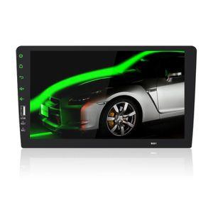 AUTORADIO T4W 9 ''1 DIN 1080p Autoradio tactile lecteur MP5